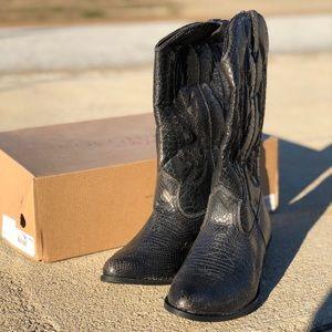 Matisse cowboy boots (BRAND NEW)